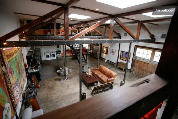 100 Year Old Gas Station Converted Into A Modern Home In