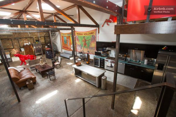 100-Year Old Gas Station Converted Into A Modern Home In