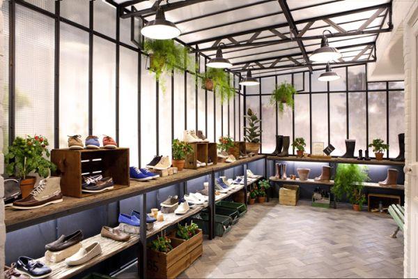 19 stylish retail design stores interiors around the world. Black Bedroom Furniture Sets. Home Design Ideas