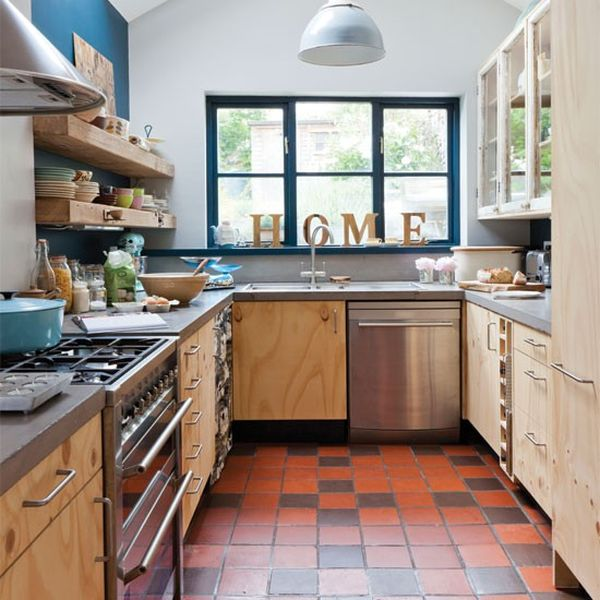 U Type Kitchen Layout: Steps To Create A Cosy Kitchen