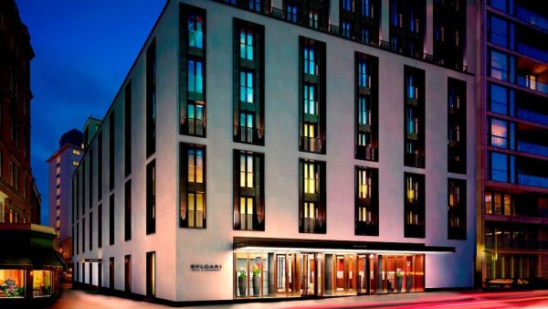 View In Gallery The Bulgari Hotel Residences London