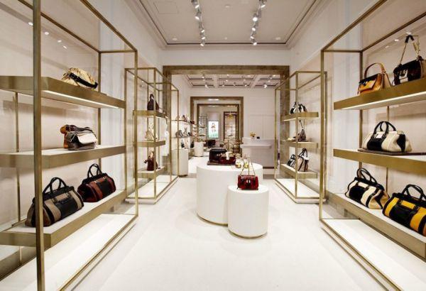 19 stylish retail design stores interiors around the world for Boutique interior designs