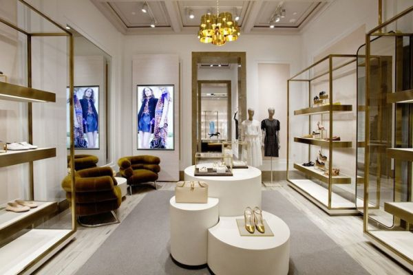 Chloé boutique in Soho. & 19 Stylish Retail Design Stores Interiors Around The World