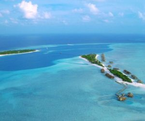 20 Aerial Views Of Some Of The Most Amazing Maldives Resorts