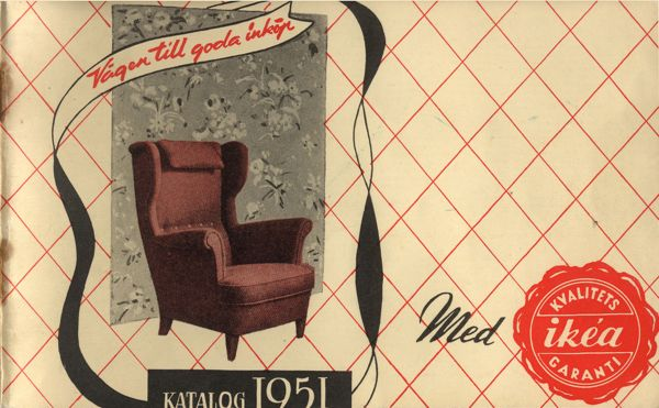 The Evolution Of IKEA Reflected In Their Catalogue Covers From 1951 Till The Present