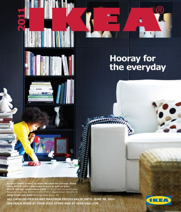 The Evolution Of Ikea Reflected In Their Catalogue Covers