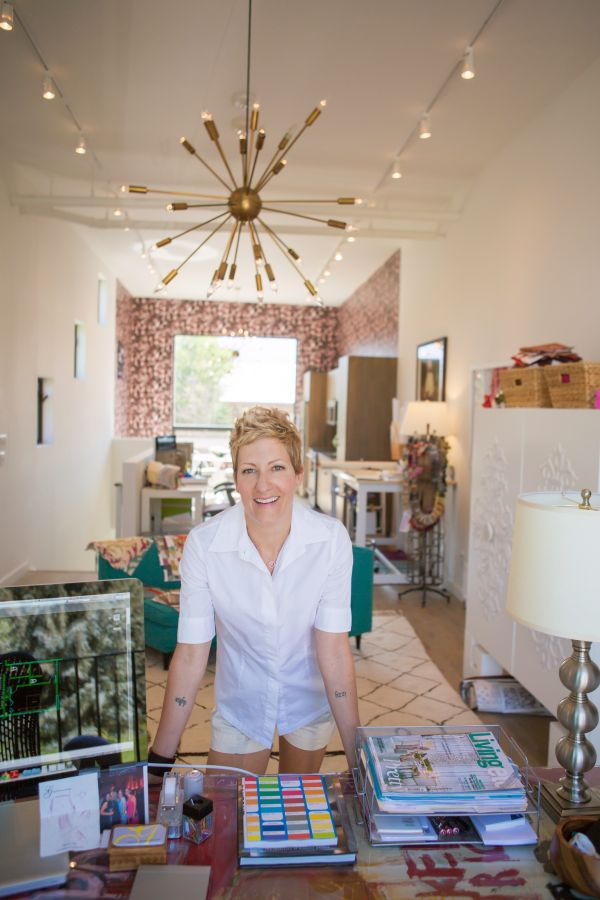 Talking About Decorating A Small Apartment With Designer Jennifer Prugh Visosky