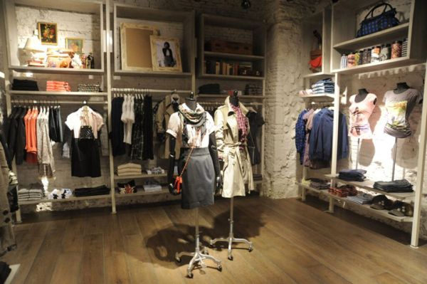 pepe jeans london store in rome - Retail Design Ideas