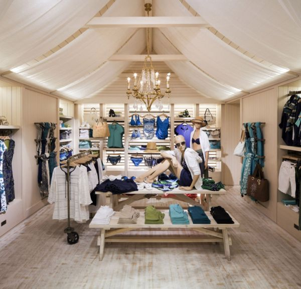 Tommy Bahama Flagship Store In New York.