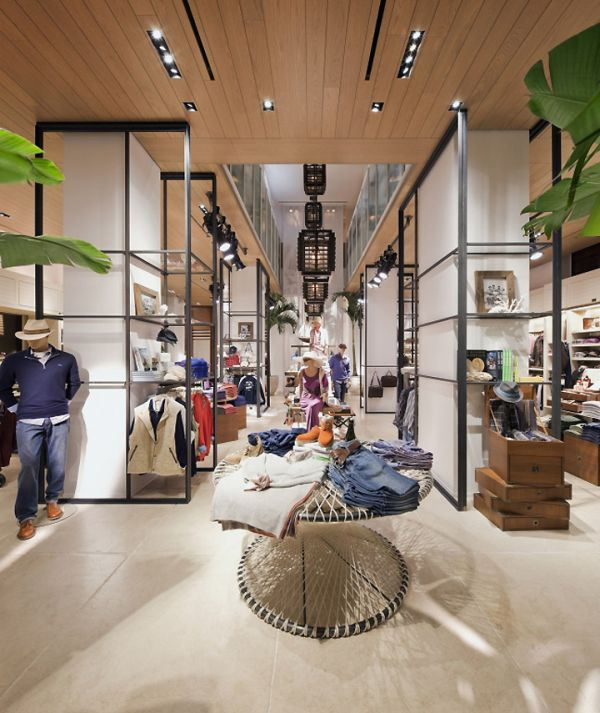 Tommy Bahama Flagship Store In New York