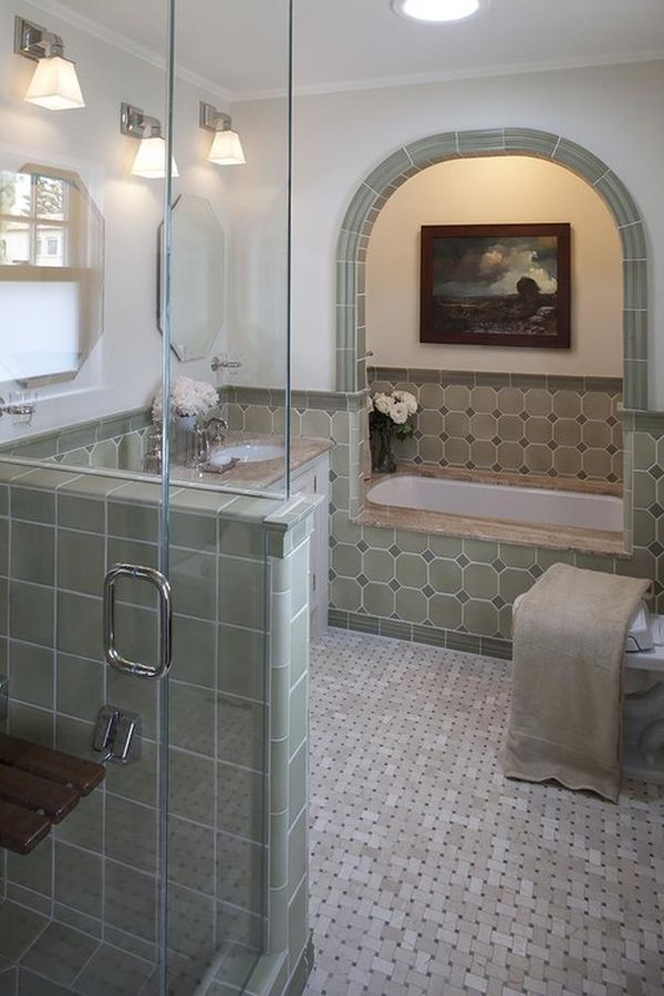 8 stylish bathtub ideas for Bathroom alcove ideas