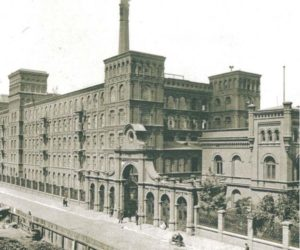 Modern Łódź Hotel, Once An Abandoned Old Factory