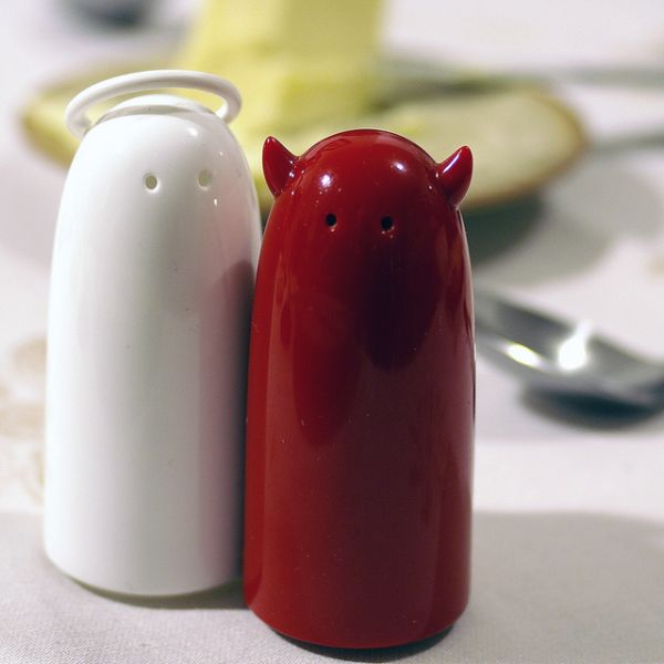 23 Fun And Playful Salt U0026 Pepper Shaker Designs