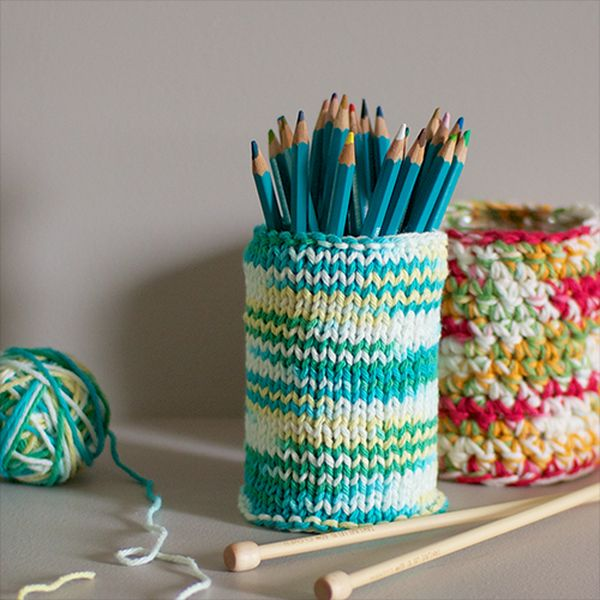 Handmade Pen Stand Designs : Back to school awesome diy pencil holder designs