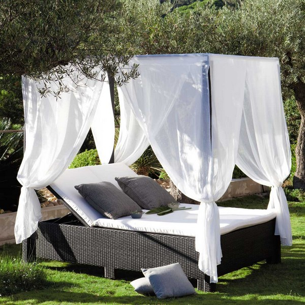 37 outdoor beds that offer pleasure comfort and style rh homedit com outdoor furniture best outdoor furniture bed bath & beyond