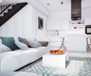 His And Hers Bachelor Apartments That Reinvent The Traditional Concept