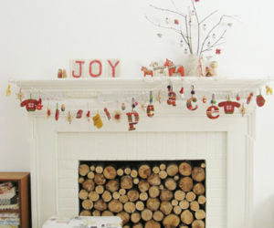 Beautiful Creative Ways To Decorate Your Fireplace