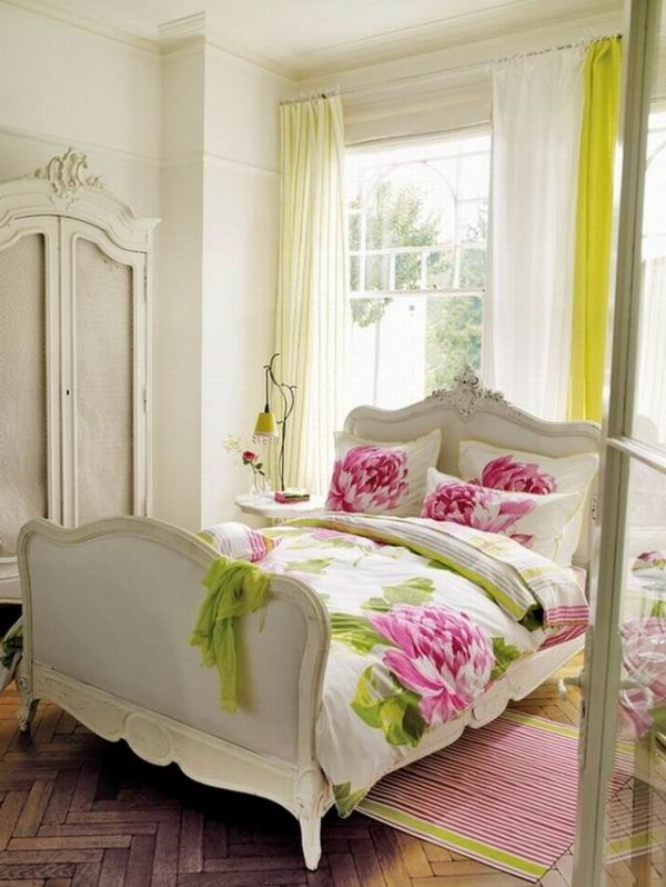 26 dreamy feminine bedroom interiors full of romance and