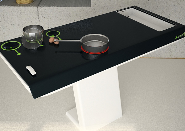 20 futuristic kitchen gadgets for a smart cooking experience - Smart kitchen furniture ...