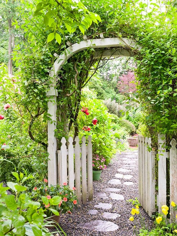 Inspiring Pathway Ideas For A Beautiful Home Garden