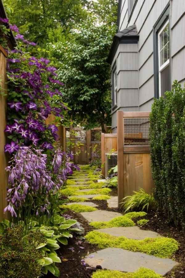 & 55 Inspiring Pathway Ideas For A Beautiful Home Garden