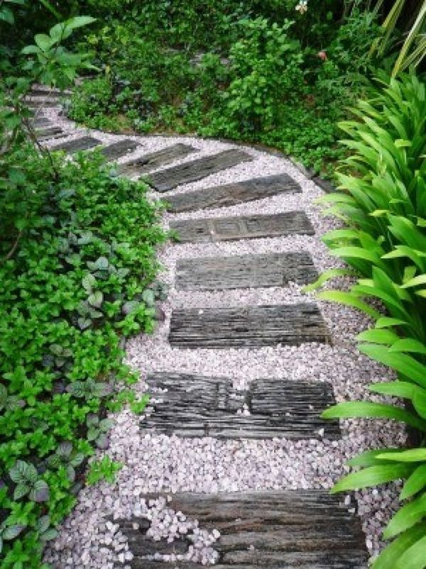 Great 55 Inspiring Pathway Ideas For A Beautiful Home Garden