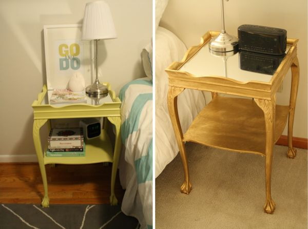 Superb 18 Gold Leafed DIY Projects That Sparkle With Elegance