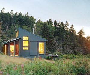Secluded Green Getaway Off The Coast Of Maine
