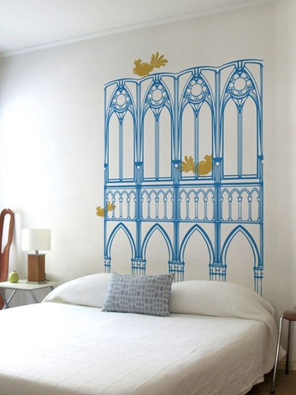 Painted Headboard Ideas Fascinating 101 Headboard Ideas That Will Rock Your Bedroom Inspiration Design
