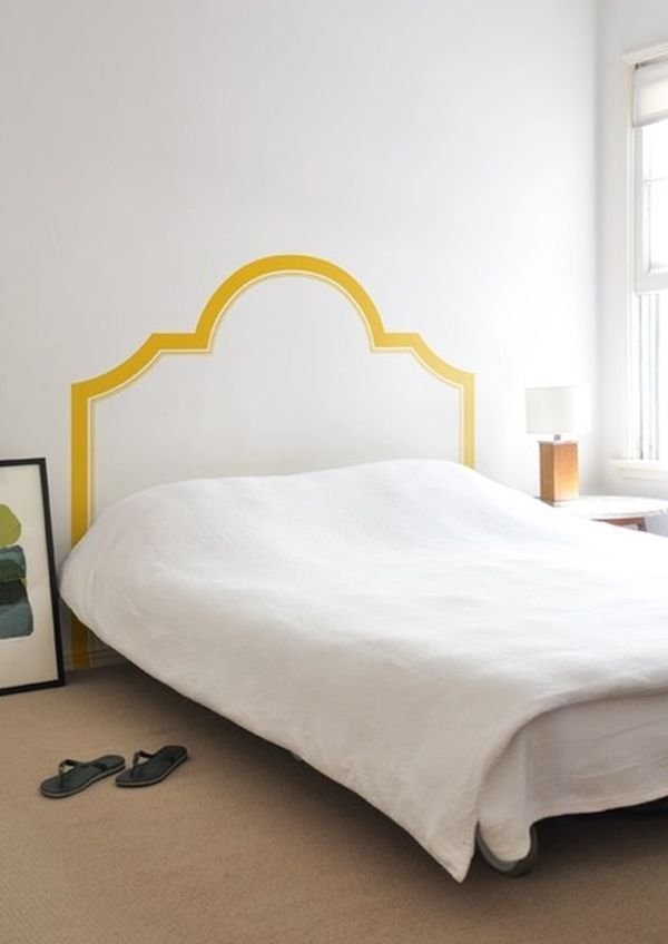 headboard decals - Headboard Design Ideas