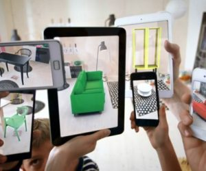 Ikea's Augmented Reality Catalogue Allows You Furnish Your Home Digitally