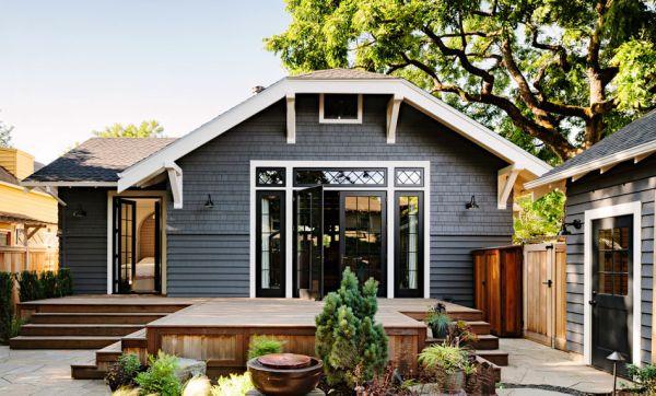 Public Library Converted Into A Private Home In Portland