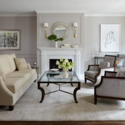 5 ways to help create a 70 39 s inspired living room for Peaceful living room ideas