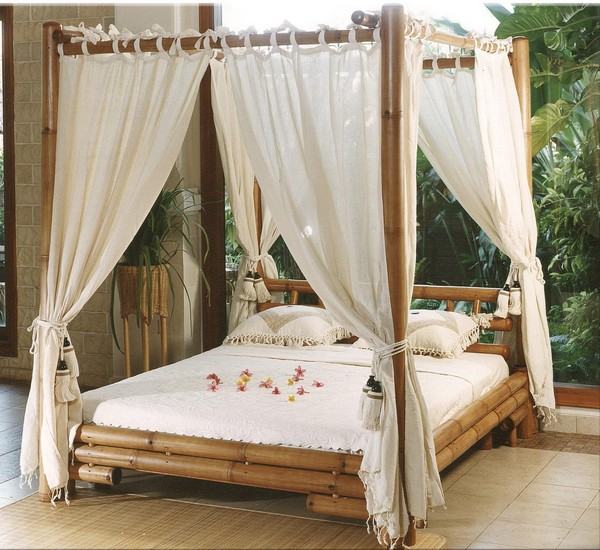 Beds With Canopies Part - 29: ... Bed Are Mainly Decorative View In Gallery ...