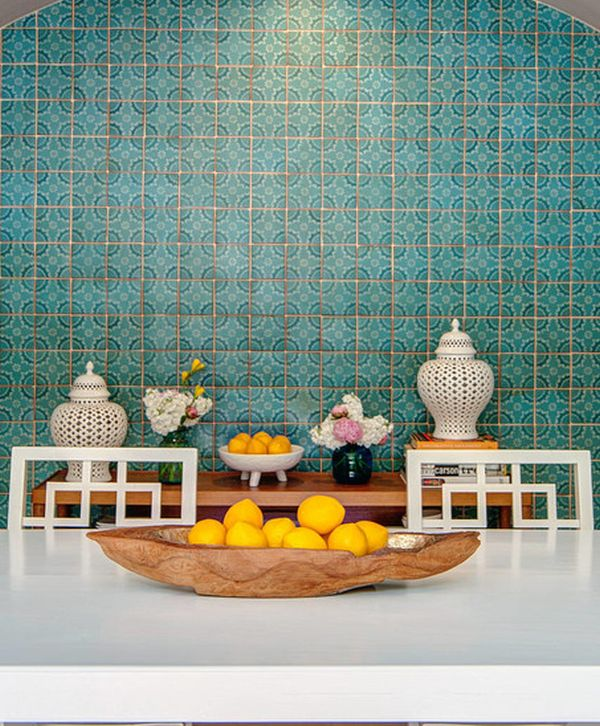 Moroccan inspired decor for Moroccan inspired kitchen design