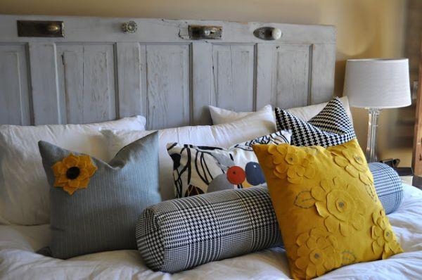 ... headboard View in gallery ... & 101 Headboard Ideas That Will Rock Your Bedroom