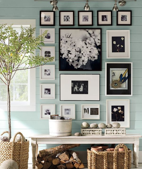 Incroyable Tips For Creating A Cohesive Gallery Wall