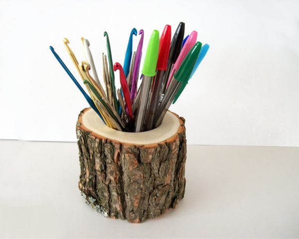 Back to school 16 awesome diy pencil holder designs Diy pencil holder for desk