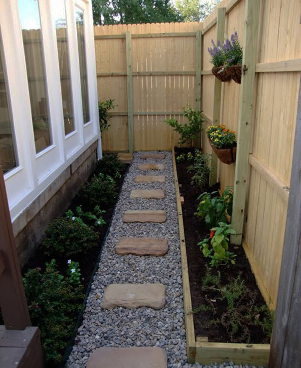 55 Inspiring Pathway Ideas For A Beautiful Home Garden on Small Walkway Ideas id=65179
