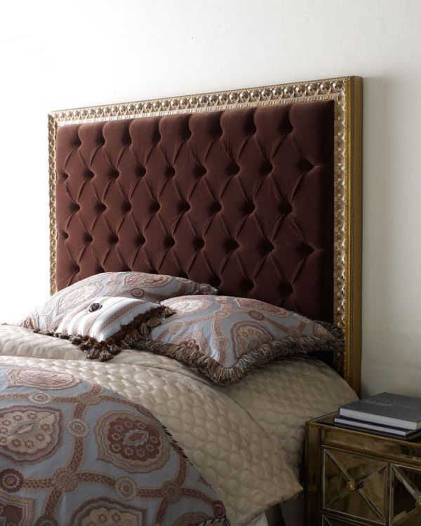 101 headboard ideas that will rock your bedroom for Different headboards
