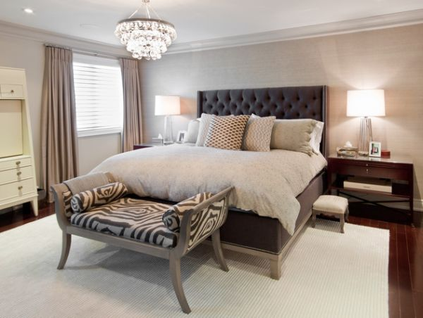 ... headboards makes them timeless View in gallery ... & 101 Headboard Ideas That Will Rock Your Bedroom