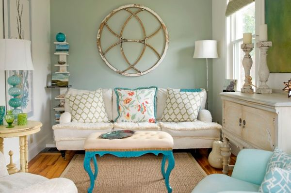 Shabby Chic and Beach Dcor.