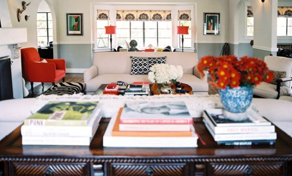 Two-Toned Walls That Work: Colorblocking Inspiration