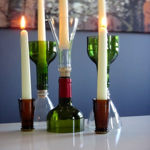 24 stunning wine bottle centerpieces you never thought could 24 stunning wine bottle centerpieces you never thought could complement a special event solutioingenieria Images