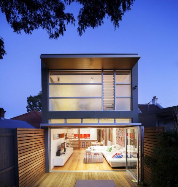 Heritage Home Renovated And Transformed By Contemporary Standards