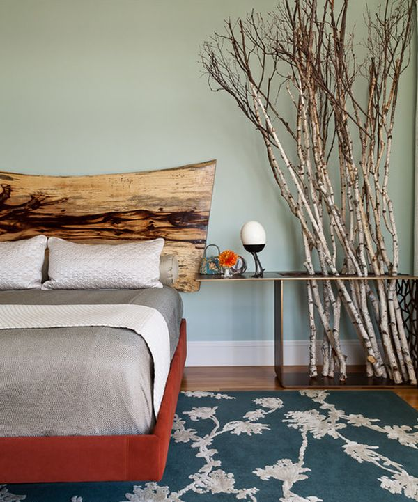 Decorating With Tree Branches Wall Decor