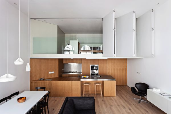 How A Central London Flat Became A Minimalist Modern Home