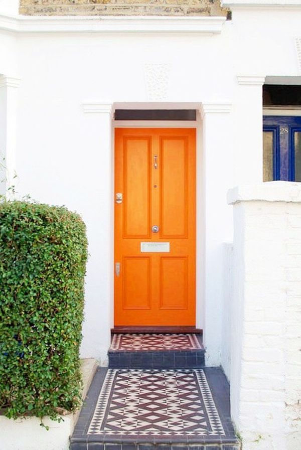 Coloring The Front Door Meanings And Inspiration