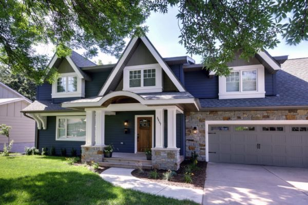 view in gallery - Blue House Design
