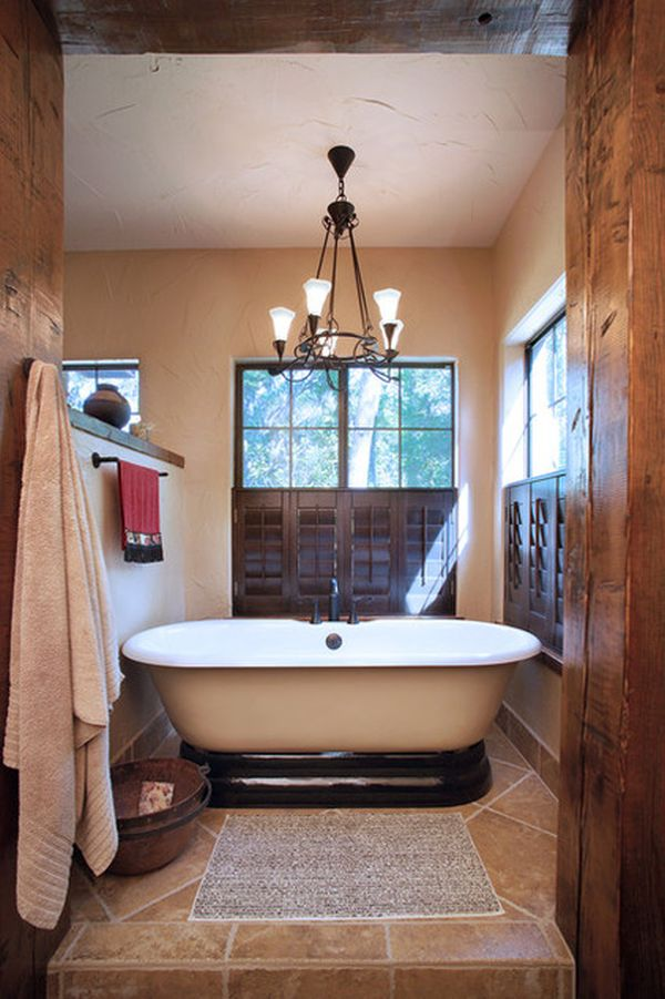 Design A Stunning Spanish Bathroom